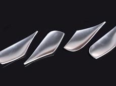 宝马X5不锈钢门碗