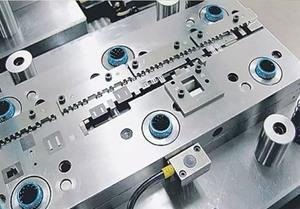 冲压模具制造,连续模,精密冲压模具制造